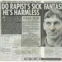 Leaked Writings of the Cambridge Rapist (News of the World)