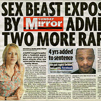 Serial Rapist Sunday Mirror